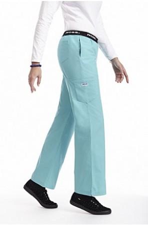 Unisex Flip Flap Scrub Pants- 312P