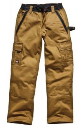 Deluxe Multi-Pocket Pant- IN30030-British Tan