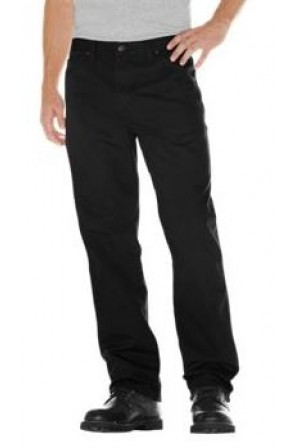 Carpenter Duck Pant- 1939-Rinsed Black