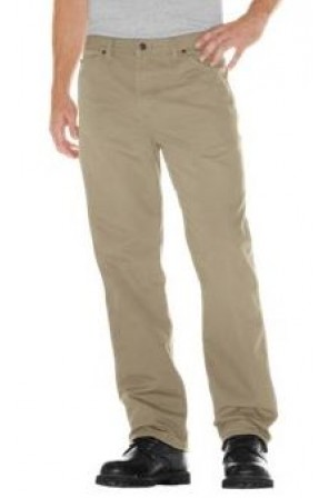 Carpenter Duck Pant- 1939-Rinsed Desert Sand