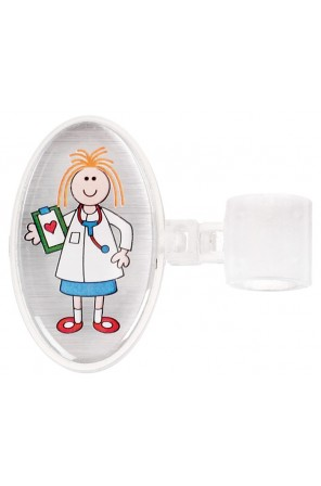 Stethoscope ID Tags - Swivel- S9