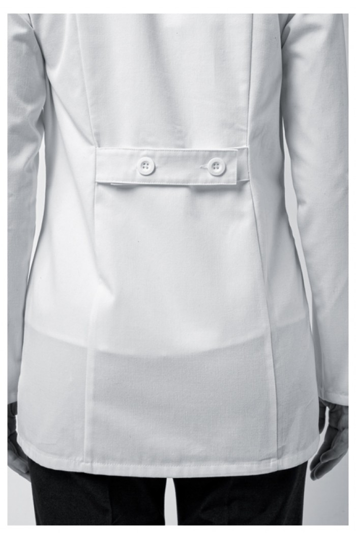 29 Quot Women Sntimicrobial W Fluid Barrier Lab Coat 84405ab