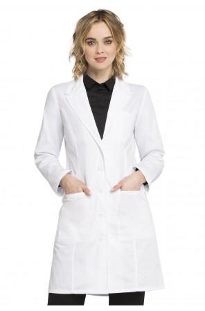 """Women's 37"""" Consultation Lab Coat - 2411"""
