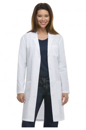 "Antimicrobial 40"" Unisex Lab Coat- 83403A"
