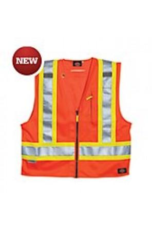 Hi Vis Foreman's Vest- D91026